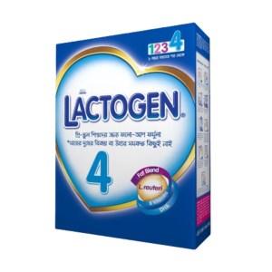 lactogen 4 follow up formula bib (24 months+)