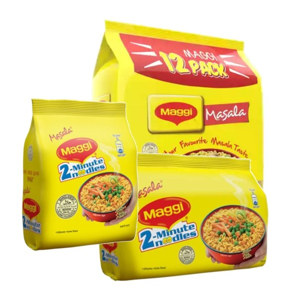2 minute maggi masala noodles
