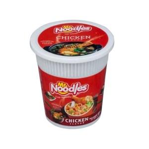 mr. cup noodles chicken flavor