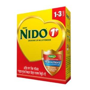nido 1+ growing up milk bib (1-3 years)