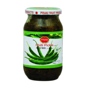 pran hot chili pickle