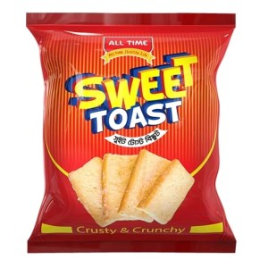 all time sweet toast biscuit