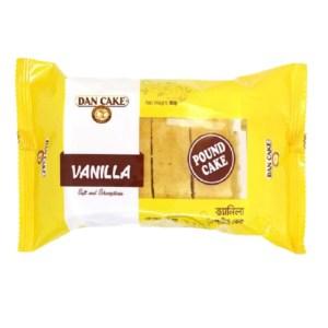 dan vanilla pound cake small