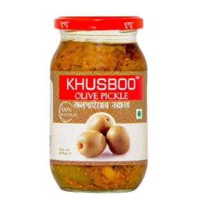 lhusboo olive pickle