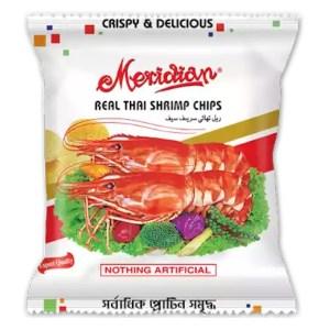 meridian real thai shrimp chips