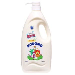 kodomo baby bath rich milk 1000ml