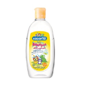 kodomo baby shampoo gentle soft 100ml