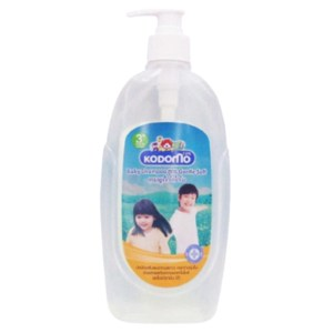 kodomo baby shampoo & gentle soft 400ml