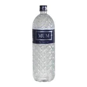 mum drinking water 1 liter