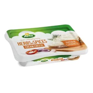 arla herbs & spices cream cheese 150gm