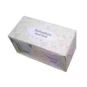 bashundhara hand towel 1 box