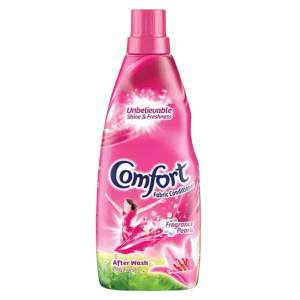 comfort fabric conditioner pink after wash 860ml