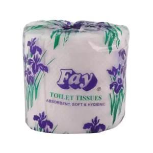 fay toilet tissue 1 roll