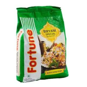 fortune biryani special basmati rice 1kg