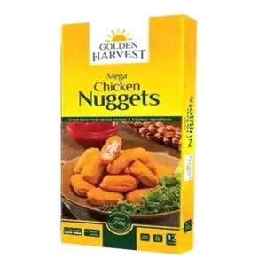 golden harvest chicken nuggets 12pcs