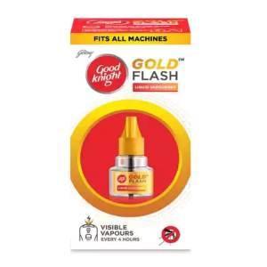 good knight gold flash liquid vapouriser refill