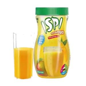 ispi instant powder drink mango 750gm jar