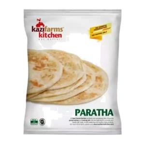kazi farms kitchen plain paratha 20pcs