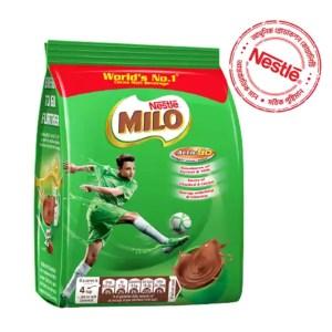 nestle milo activ-go (chocolate flavored) powder drink 250gm