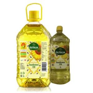 olitalia sunflower oil