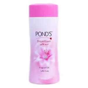 ponds dreamflower talc powder