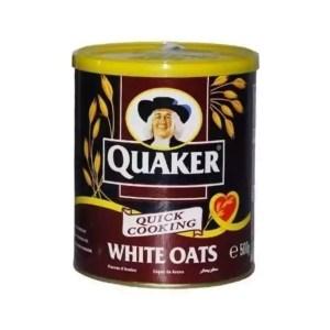 quaker white oats 500gm