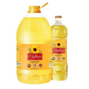 radhuni sunflower oil