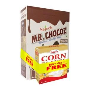 sajeeb mr. chocoz combo offer 200gm