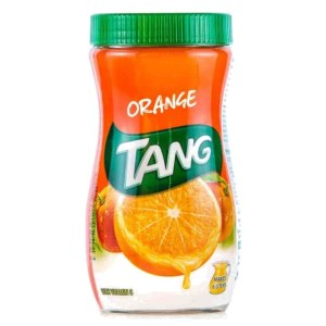 tang orange drink 750gm jar