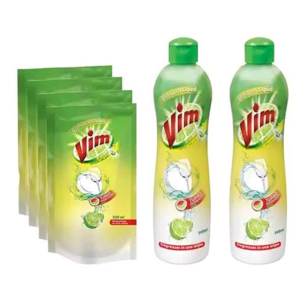 vim dishwashing liquid mega offer