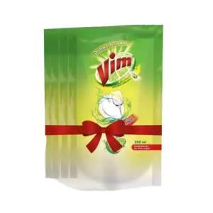 vim dishwashing liquid combo offer (250 ml X 4)