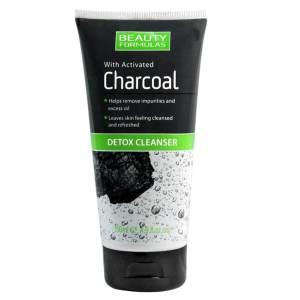 beauty formulas charcoal detox cleanser