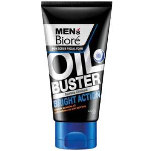 biore mans bright action face wash 100gm