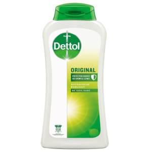 dettol antibacterial body wash original shower gel 225ml