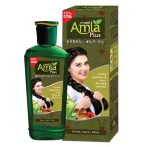 emami amla plus hair oil 275ml
