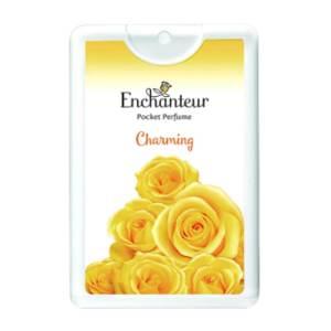 enchanteur charming pocket perfume 18ml