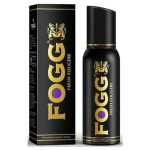 fogg black men body spray (fresh fougere) 120ml