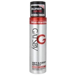 gatsby hair spray 250ml