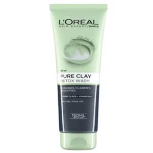 l'oreal pure clay detox face wash 150ml