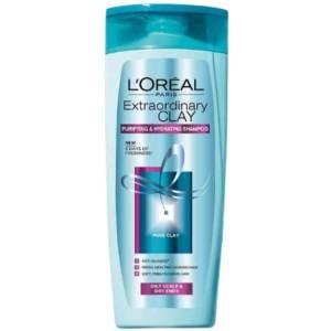loreal paris extra ordinary clay shampoo 360ml