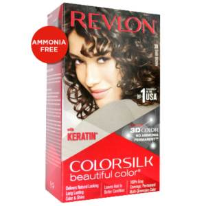 revlon hair color dark brown (3n)
