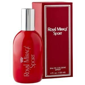 royal mirage sport perfume 120ml
