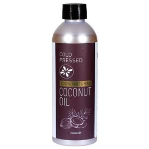 skin cafe 100% natural organic coconut oil 250ml