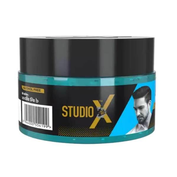 studio x cool hold hair gel 200ml