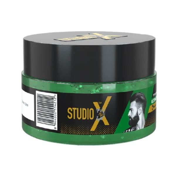 studio x ultimate hold hair gel 200ml