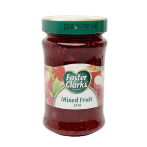 foster clark's jam mixed fruit 450gm