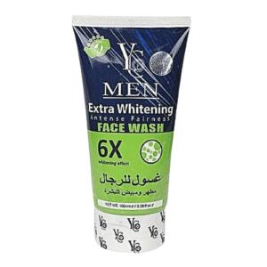 yc men face wash extra whitening 100ml