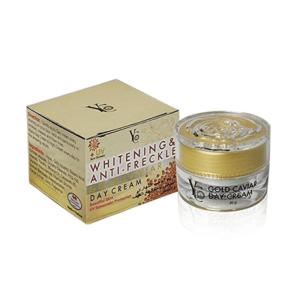 yc whitening gold caviar day cream 20gm