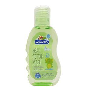 kodomo baby head to toe body wash 200ml