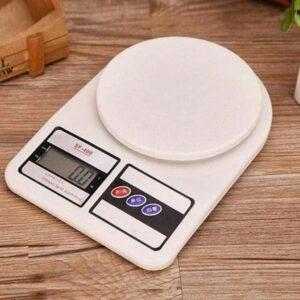 ميزان مطبخ حساس هاي كواليتي يزن حتى ١٠ كيلو جرام